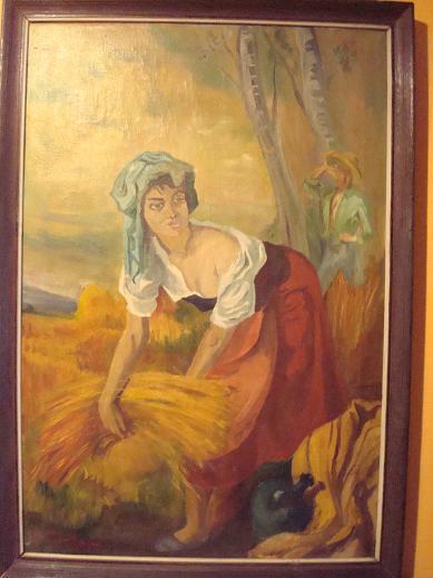 espigadora-romero